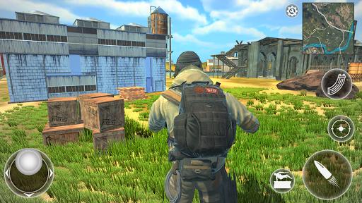 Free Survival Battleground: Fire Battle Royale screenshot 2