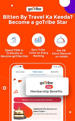 Goibibo Travel App-Hotel, Flight, IRCTC Train, Bus screenshot 7