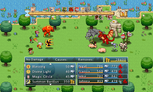 Doom & Destiny Advanced screenshot 1
