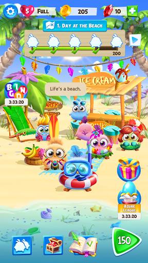 Angry Birds Match 3 6 تصوير الشاشة