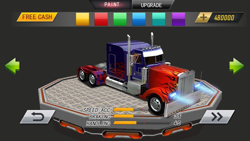 Mini Crazy Traffic Highway Race screenshot 6