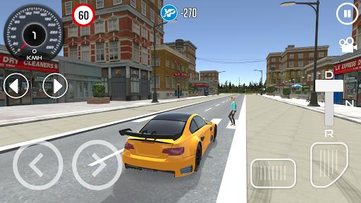 Driving School Simulator 2020 3 تصوير الشاشة
