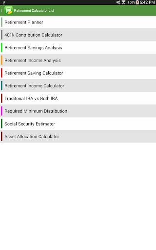 Financial Calculators screenshot 22