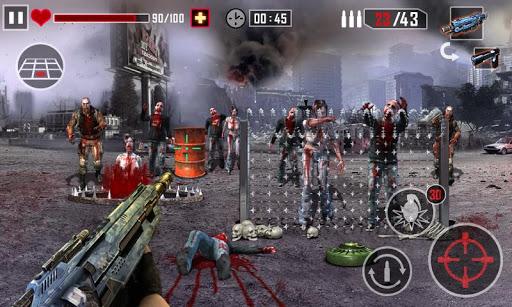 Zombie Killing - Call of Killers 2 تصوير الشاشة