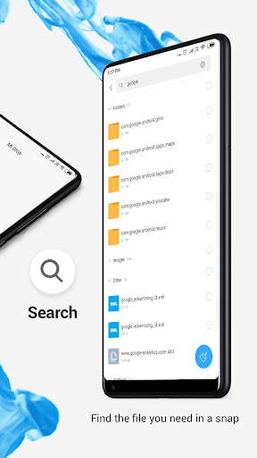 Mi File Manager - free and easily 6 تصوير الشاشة
