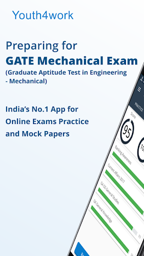 GATE ME - Mechanical Engineering Exam Preparation screenshot 1