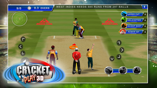 Cricket Play 3D: Live The Game screenshot 5