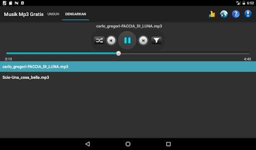 Musik Mp3 Gratis screenshot 9