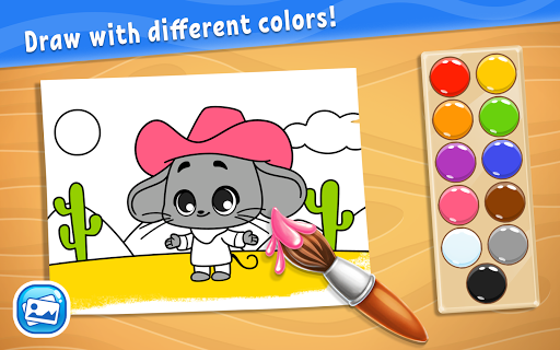 Colors for Kids, Toddlers, Babies - Learning Game screenshot 13