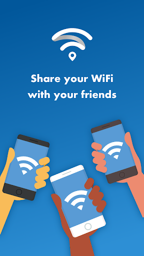 WeShare: Share WiFi Worldwide freely screenshot 4