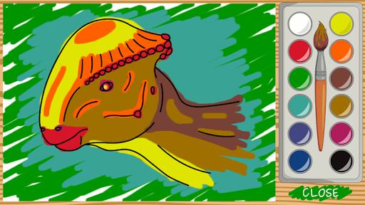 Dino paint screenshot 4