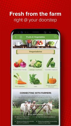 bigbasket - Online Grocery Shopping App скриншот 7