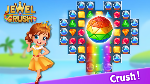Jewel Crush™ - Jewels & Gems Match 3 Legend screenshot 6