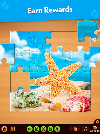 Jigsaw Puzzle: Create Pictures with Wood Pieces 14 تصوير الشاشة