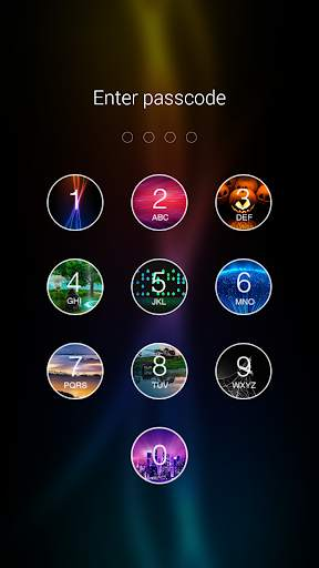 Photo Keypad Lock Screen screenshot 14