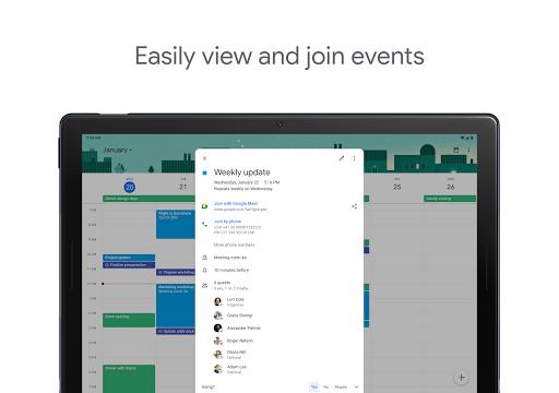 Google Calendar screenshot 9