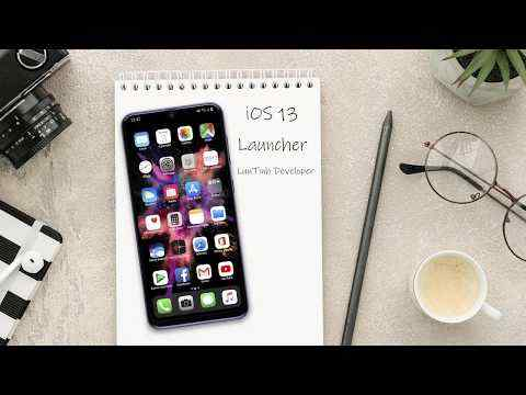 Launcher iOS 13 screenshot 1