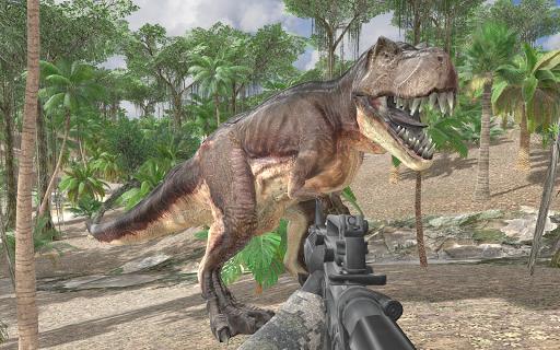 🦖DINOSAUR HUNTER: SURVIVAL GAME 1 تصوير الشاشة