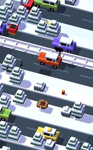 Crossy Road screenshot 16