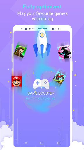 Game Booster - One Tap Advanced Speed Booster screenshot 3