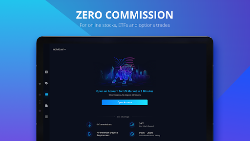 Webull: Investing & Trading. All Commission Free screenshot 9