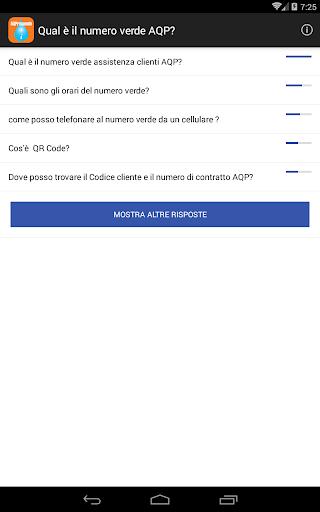 AQP Risponde screenshot 6
