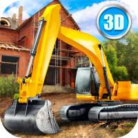 Town Construction Simulator 3D on 9Apps