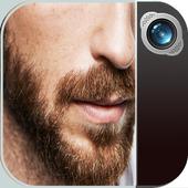 Beard Photo Editor Studio أيقونة