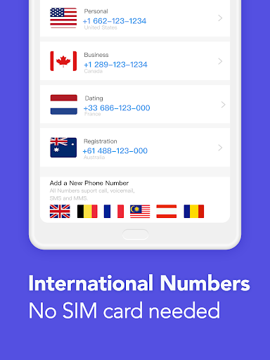 TalkU Free Calls +Free Texting +International Call screenshot 10