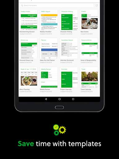 Evernote - Notes Organizer & Daily Planner screenshot 16