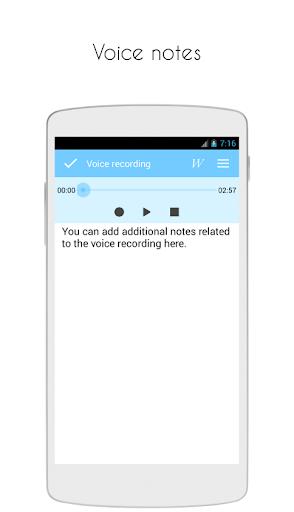 Keep My Notes - Notepad, Memo and Checklist screenshot 8