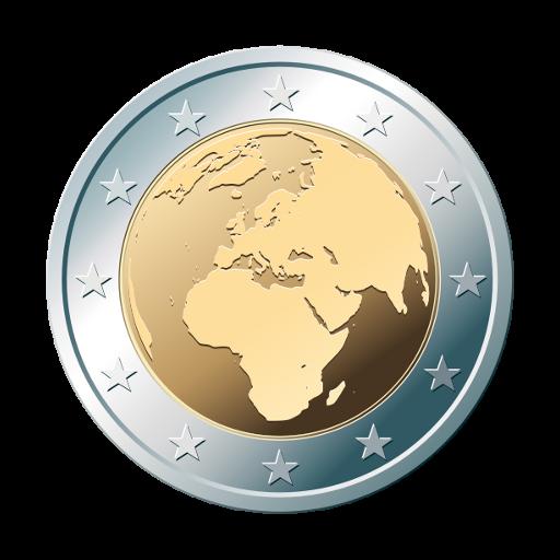 Exchange Rates & Currency Converter أيقونة