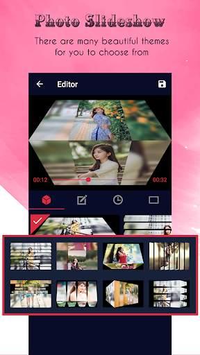 Photo video maker screenshot 2