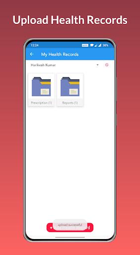 Medikoe- Book Doctor Appointments & Healthcare App screenshot 7
