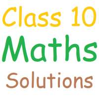 Class 10 Maths Solutions icon