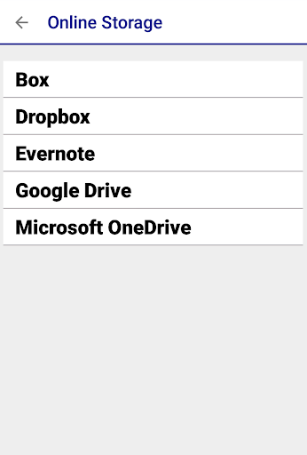 Epson iPrint screenshot 4