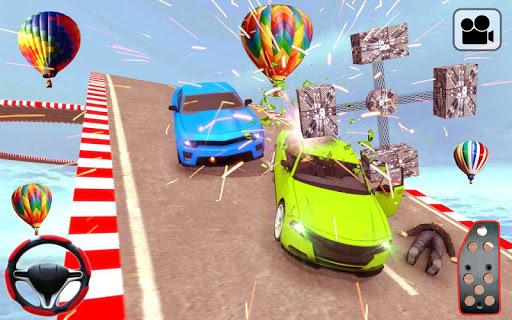 Car Stunt Ramp Race - Impossible Stunt Games screenshot 1