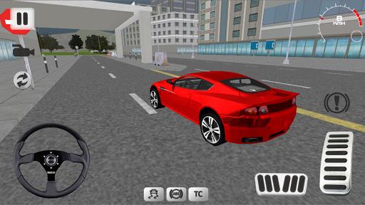 Sport Car Simulator screenshot 2