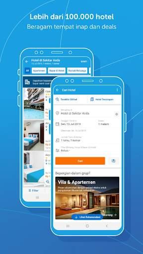 Traveloka: Booking Tiket, Hotel, Wisata & Kuliner screenshot 5