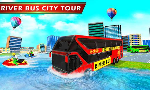 River Coach Bus Simulator Game screenshot 1