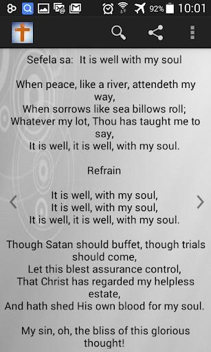 Difela Hymns Collection 4 تصوير الشاشة