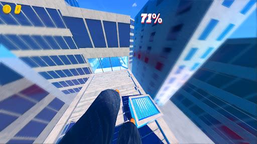 Rooftop Run screenshot 1