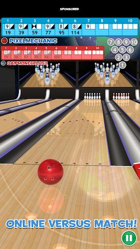 Strike! Ten Pin Bowling 4 تصوير الشاشة