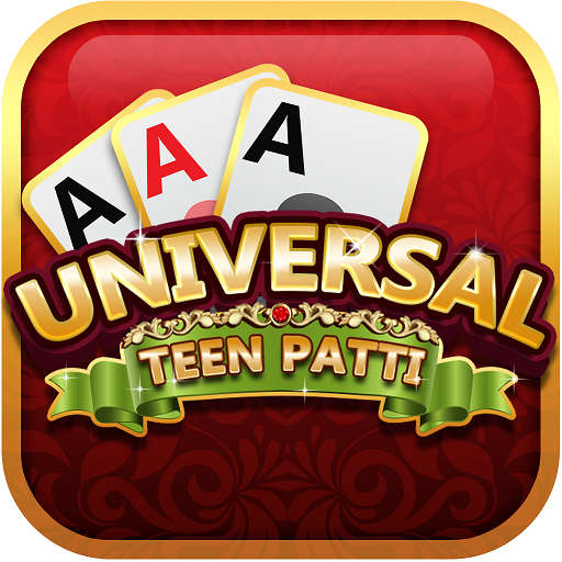 Universal Teen Patti - Indian Poker Game icon