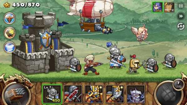 Kingdom Wars screenshot 1