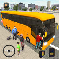 New Coach Bus Simulator 2020: Bus Driving Games on 9Apps