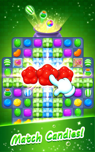 Candy Witch - Match 3 Puzzle Free Games screenshot 12