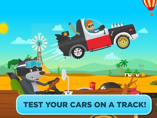 Garage Master - fun car game for kids & toddlers screenshot 12