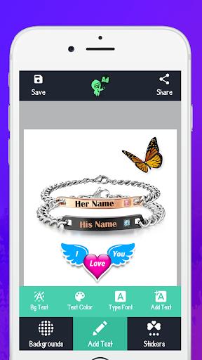 Name On Necklace - Name Art screenshot 2
