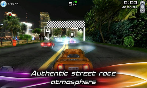 Race Illegal: High Speed 3D 3 تصوير الشاشة